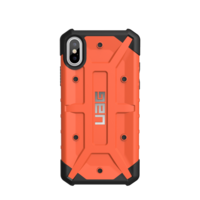 Urban Armor Gear Pathfinder Series Case for iPhone X, Rust