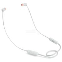 JBL T110BT Wireless In-Ear Headphones, White
