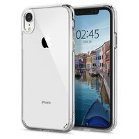 Spigen Ultra Hybrid Case for iPhone XR, Crystal Clear