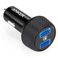 Anker PowerDrive Speed 2QC Car Charger