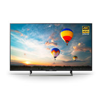 "Sony 75"" KDL75X8500E 4K Ultra HD HDR Smart TV"