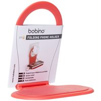 Bobino Kikkerland Driinn Folding Mobile Phone Holder, Red