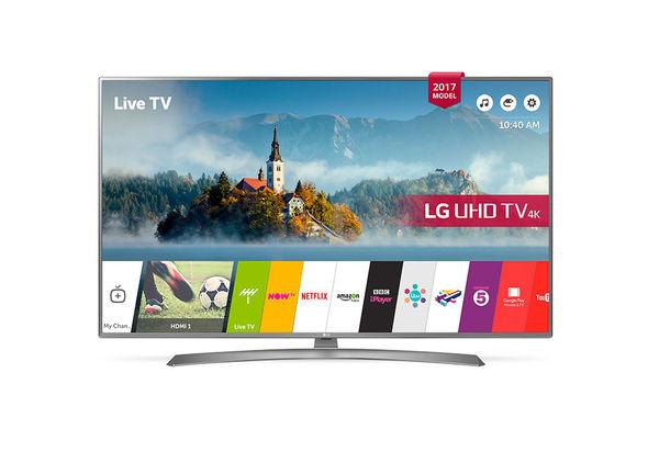 LG 43  43UJ670V Ultra HD 4K TV