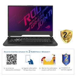 "Asus ROG Strix G i7 16GB, 1TB+ 256GB 6GB Nvidia GeForce RTX 2060 Graphic 15"" Gaming Laptop"