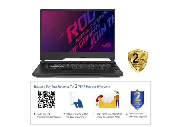 Asus ROG Strix G i7 16GB, 1TB+ 256GB 6GB Nvidia GeForce RTX 2060 Graphic 15  Gaming Laptop
