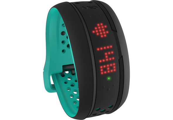 Mio Global FUSE Heart Rate Monitor and Activity Tracker Wristband Regular, Aqua