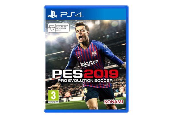 Pro Evolution Soccer 2019 for PS4