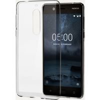 Nokia CC-102 Slim Crystal Cover for Nokia 5, Transparent