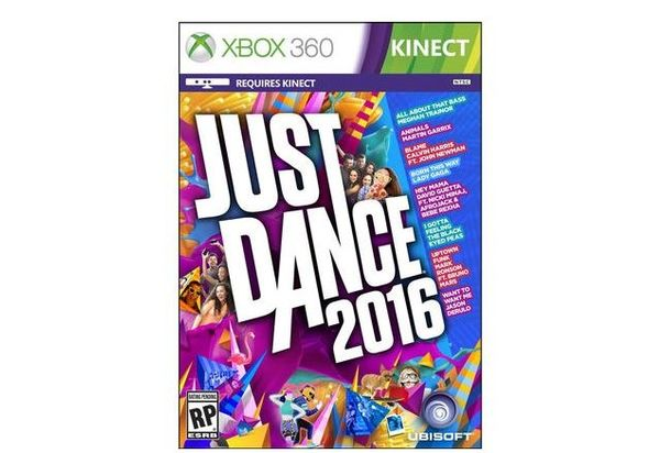Just Dance 2016 And World Rally Championship 5 for Xbox 360