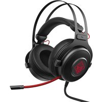 HP Omen OMHS800+ OMBP17 Gaming Headphone & Gaming Backpack Bundle