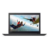لاب توب لينوفو IdeadPad l320 i3 ذاكرة 4 جيجابايت, سعة 1 تيرا بايت وشاشة 15 بوصة, رمادي