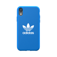 Adidas Moulded Case for iPhone XR, Blue