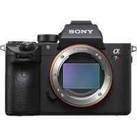 Sony Alpha a7R III Mirrorless Digital Camera with Sony FE 24-70mm f/2.8 GM Lens