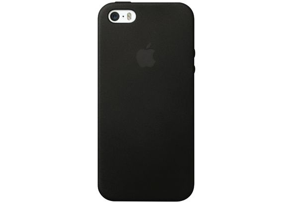 Apple iPhone 6s Leather Case, Black