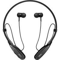 Jabra HALO FUSION Wireless Bluetooth Stereo Headset, Black