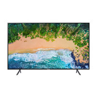 Samsung 55 Inches UA55NU7100KXZN Flat Smart 4K UHD TV