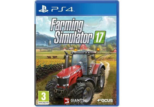 Farming Simulator 2017 for PS4