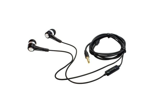 Samsung EHS44 Stereo Wired Headset, Black