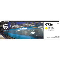 HP F6T83AE 973X Ink Cartridge Yellow