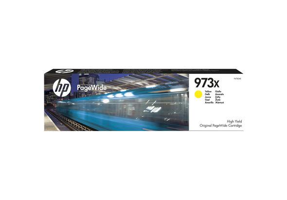 HP F6T83AE 973X Ink Cartridge Yellow