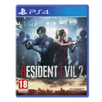 Resident Evil 2 Lent Edition for PS4