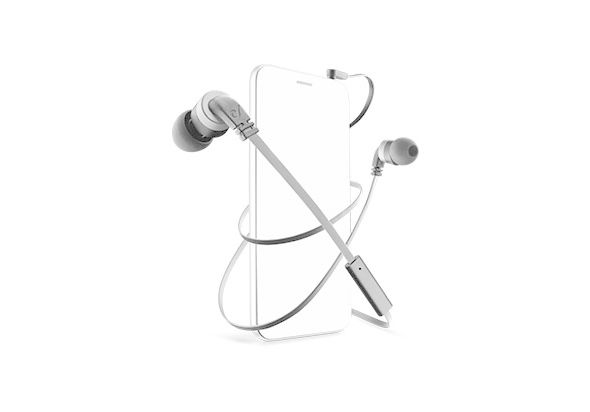 Cellular Line Mosquito In-ear, ultra-light earphones with microphone