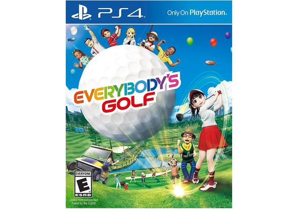 Everybody s Golf for PS4