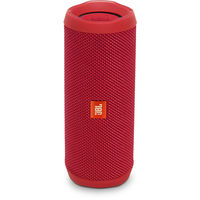 JBL Flip 4 Waterproof portable Bluetooth speaker, Red