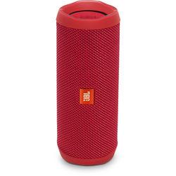 JBL Flip 4 Waterproof portable Bluetooth speaker, Red