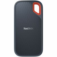 SanDisk 2TB Extreme Portable SSD, Hard Disk & Memory Cards