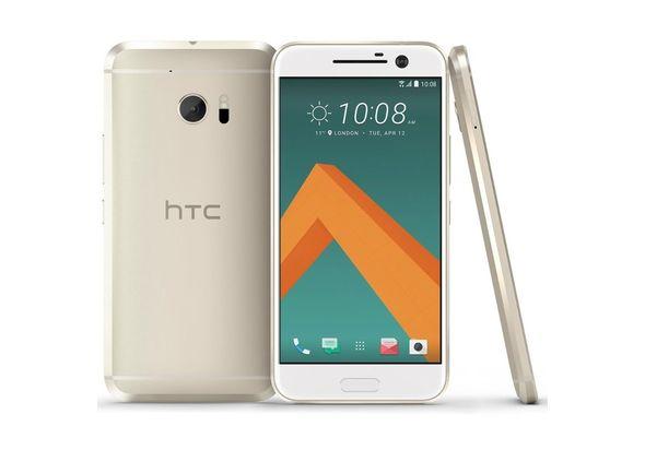 HTC 10 Smartphone, Gold