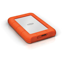 LaCie 2TB Rugged Mini Portable Hard Drive