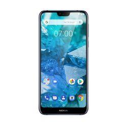 Nokia 7.1 64GB Smartphone LTE,  Gloss Midnight Blue