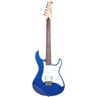 Yamaha PACIFICA012 DBM Steel String Electric Guitar, Dark Blue Metallic