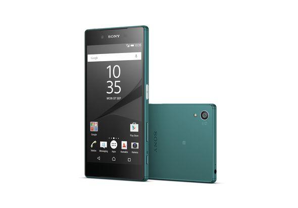 Sony Xperia Z5, Dual Sim, Green