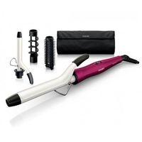 Philips Iron Multi-Curler Hair Curler - HP8696, Multi Color