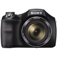 Sony Cyber-shot Digital Still Camera, Black