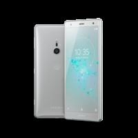 Sony Xperia XZ2 LTE Smartphone, Liquid Silver