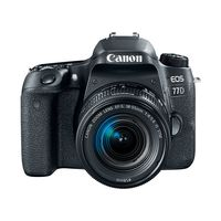 Canon EOS 77D DSLR Camera with 18-55mm Lense