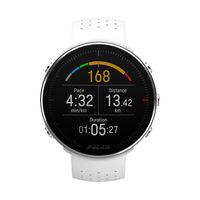 Polar Vantage GPS Running Multisport Watch,  White