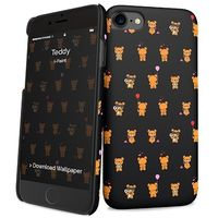 iPaint Teddy Case design polycarbonate case for the iPhone 7