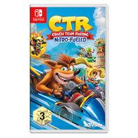 Pre Order Crash Team Racing For Nintendo Switch