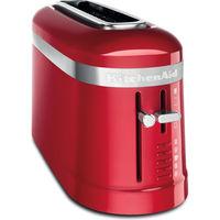 KitchenAid 5KMT3115 2 Slice Long Slot Toaster,  Empire Red