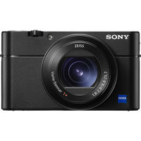 Sony Cyber-shot DSC-RX100 V Digital Camera, Black, Compact