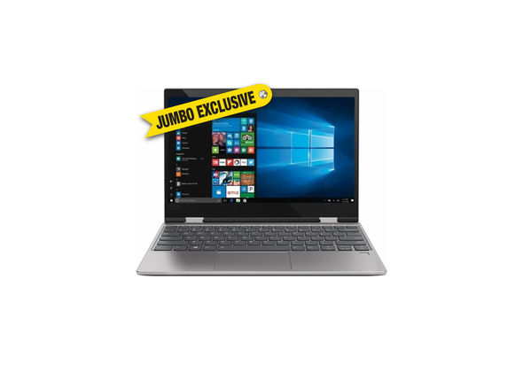Lenovo Yoga 720 i5 8G, 256GB 12.5  Laptop, Platinum Silver