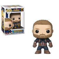 Funko POP! Marvel: Avengers Infinity War -Captain America