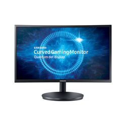 "Samsung 24"" LC27FG70FQ Curved Gaming Monitor"