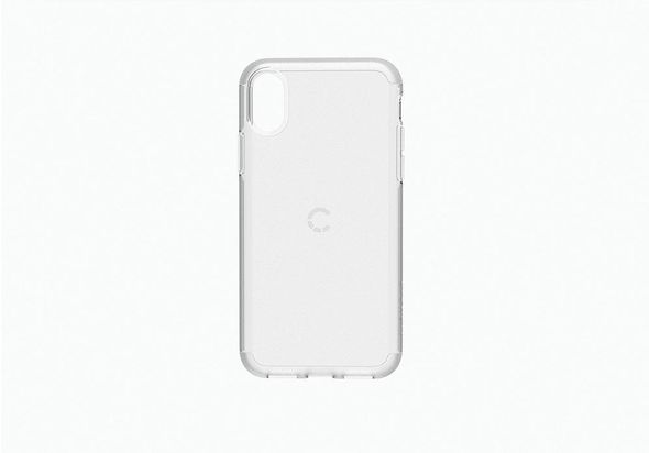 Cygnett (CY2228CPSTE) iPhone X Slimline Protective Case in Crystal