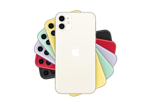Apple iPhone 11 4G LTE Smartphone,  Black, 64 GB