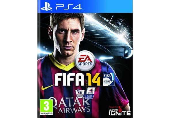 FIFA 2014, ps4